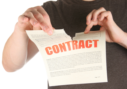 10 Ways Buyer Can Get Out of Contract